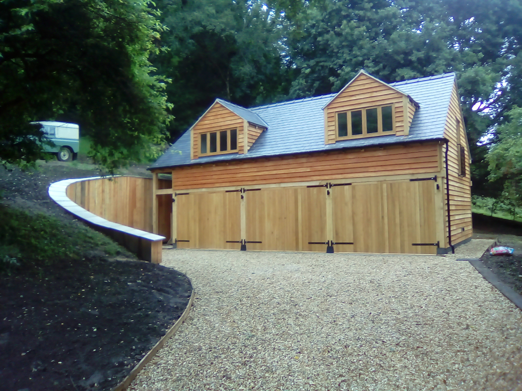 domestic builders Somerset